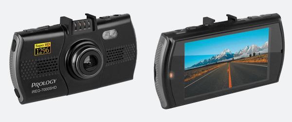 Prology iReg-7000SHD / iReg-7050SHD GPS