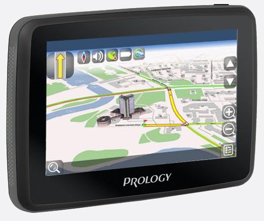 Портативная навигация Prology iMap-500M